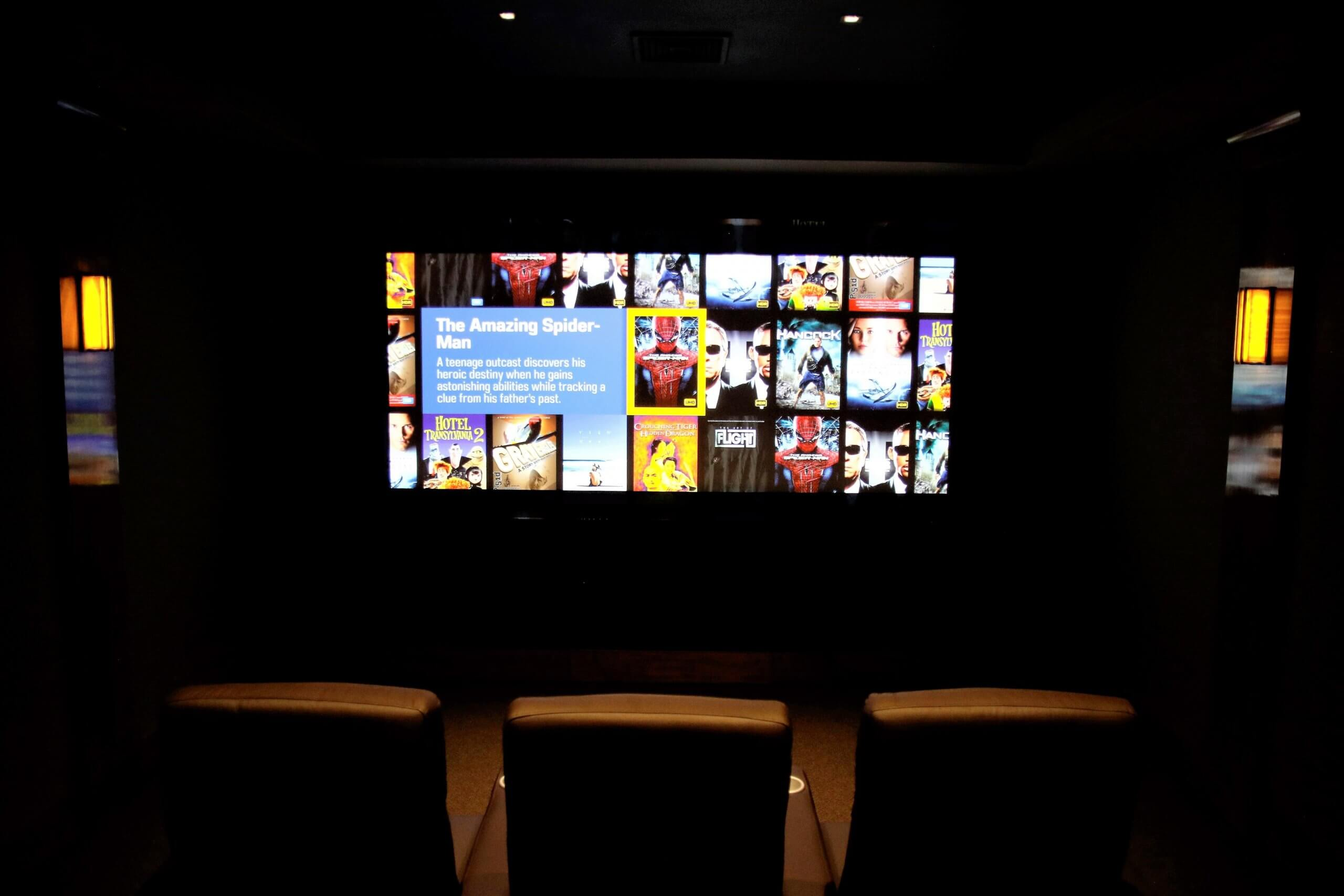 TV Mounting and Home Theater Installation 3